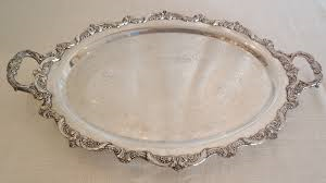 Got an inherited serving platter from Momma or one you never use from your wedding? Keep perfume and hair and face goo on it, Putting products on it will encourage you to put stuff in its rightful yet easily accessible place and not strewn all over your bathroom counter.